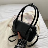 Cross Body Textured Large-capacity Casual Handbag For 2021 Summer High-quality PU Soft Leather Fashion Lady Messenger Small Square Bag