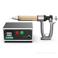 Bolso BBELL Lava Core Carros Carros Rellenar 25 ml 50 ml Control de temperatura para Vape Cartuchos Máquina de llenado de aceite Semi Automático Pistola de inyección