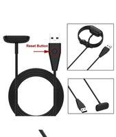 55cm 100cm 스마트 밴드 USB 충전 케이블 코드 도크 충전기 어댑터 충전 와이어 Fitbit Luxe 손목 밴드 스마트 밴드 팔찌 액세서리