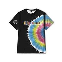 Travis Scott Astroworld T Shirt Plus Size Sottile manica corta Prodotto di vendita a caldo Europa e America Style Casual Fashion Tops For Men Donne Coppie Tees