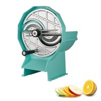 Household Multi-function Cutting Machine Commercial Manual Potato Carrot Ginger Slicer Vegetable Cutter