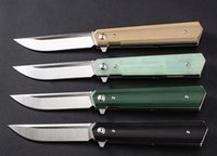 Superior quality 537 Bugout AXIS Folding knives Grivory fiber handle 9Cr18MoV Blade Pocket Survival EDC 537GY C07 Tactical knife