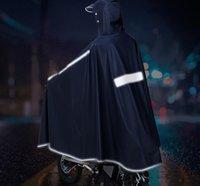 معطف واق من المطر مخصص لتعليم معطف واق من المطر دراجة واحدة للطي سيارة بطارية كهربائية لزيادة سماكة الترام المعطف