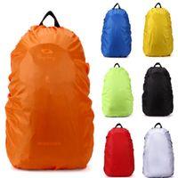 Toiletry Kits Waterproof Backpack Rain Cover School Bag Protective Mud Dust Rainproof Travel Accessories 35L