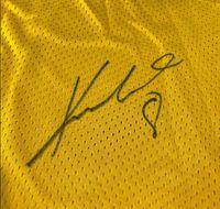 Los Angeles 8 24 Rookie İmzalı imza imzalı imzalı oto jersey gömlek