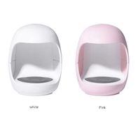 3W USB UV LED Lamp Nail Dryer 30S Fast Drying Gel Polish Dry Machine Egg Shape Design Nails Dryers