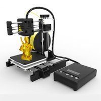Printers EasyThreed 3D Printer Kit Desktop Mini Print Size 100*100*100mm Printing Toy Design Models Tools Kids Personal Education Gift