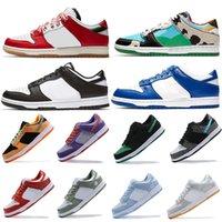 Dunk Tıknaz Dunky Düşük Koşu Ayakkabıları Erkekler Kadınlar Için Kentucky Üniversitesi Kırmızı Yeşil Ayı Syracuse Chicago Sevgililer Günü Bayan Eğitmenler Açık Spor Sneakers
