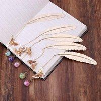 Rétro vintage plumier papillon métal marquifs étiquetage marquer la papeterie faite maison bricolage art artisanat accessoires cadeau signet
