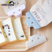 Çanta Klipler Xinchen Çok Fonksiyonlu Ev Snack Mutfak Mühürlü Taşınabilir Pratik Sızdırmazlık Kelepçe Klip Pudra Paketi Y92