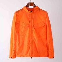 Кузъетки для ветровки Толстовая путаница TopStone Mens Cyberpunk Повседневная уличная одежда Компания на молнии Наружное капотное пальто 3 цвет азиатского размера M-XXL