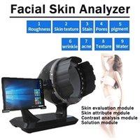 Fábrica directamente al por mayor Pruebas de mano Pruebas Magic Mirror Analizador de piel facial Cuidado de la piel Cuidado de la piel Analizador de cuidado de la piel de la piel magnificando