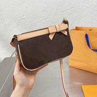 Женские сумки сумки Pochette Bag Chain Chrossbody мода небольшие сумки на плечо сумки сумочные многоцветные ремни полихроматические широкополосные роскоши T луки