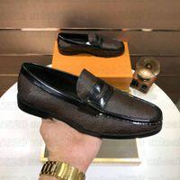 Basketbol Zamansız Penny Major Loafer Rahat Ayakkabılar Buzağı-Deri Erkekler Vendome Flex Loafer'lar Monogramlar Damiler Tuval Tasarımcısı Erkek Moda Ayakkabı