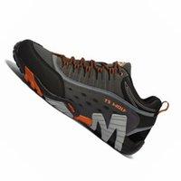 Hiking Shoes Boot Men Outdoor Sports Walking Waterproof Yacht Trekking Sneakers Shoes Breathing Leather Trail Climbing 372K 0914 Topshop999