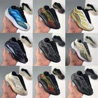 Garçons Filles Enfants Designers Athletic Outfor Action Top 700V3 Chaussures de course Kanye Toddlers Baskets de basket-ball Enfants Sports Casual Sneaker