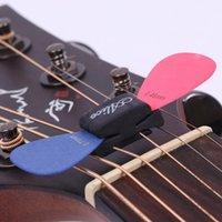 1 stück Black Gummi Gitarre Pick Holder Fix auf Kopfstock für Gitarre Bass Ukulele Nette Gitarre Zubehör 2055 Z2