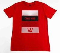 T-shirt Moda erkek Kısa Kollu Ekran Baskı Makinesi Özel Pringting T-Shirt