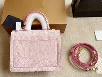 Сумка Crossbody Saddlebag Womens Luxurys дизайнеры модные сумки сумки матерей день сумки мерцание блеска высокого качества 21 * 16 см кошельки кошельки рюкзак