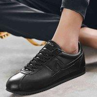 2020 g.n.shijia zapatos de moda calidad de vaca microfibra de cuero eva goma inferior blanco rojo 88 zapatillas deportivas zapatillas deportivas