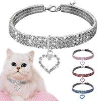 Love Pet Dog Pearls ketting kraag sieraden bling steentjes puppy kat bruiloft kraag sieraden accessoires voor honden katten huisdieren