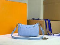 2021 Borsa da donna di alta qualità in pelle di alta capacità grande capacità borsa da donna taglia 19-11.5-3cm borse shoudler borse