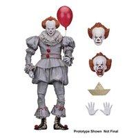 NECA Clownjahr der Reminiszenz-Luxus-7-Zoll-Modellpuppe