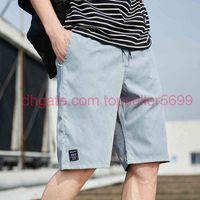 Pantaloncini estivi Pantaloni Attrezzi da uomo Capris Capris Beach Trend
