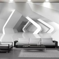 Accueil Decor 3D Fond d'écran Wall Coffre-fort Bâtiment d'espace prolongé Space Mural Salon Chambre à coucher Cuisine Peinture Fonds d'écran