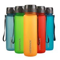 UZSPACE 32OZ / 1000ml BOTTIGLIA ACQUA TRITANA CON FULLER INFUSER FILLUCIO BPA BPA FREMA FARE clicca Aprire Daibile a prova di perdite per viaggi all'aperto