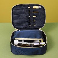 Cosmetic Bags & Cases Travel Storage Bag Women Makeup Beauty Organizer Brush Eyebrow Waterproof Toiletries Kit Wash Pouch Accessories Suppli