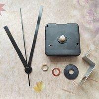 도매 12mm 샤프트 스윕 50PCS 쿼츠 시계 액세서리 검은 손으로 DIY 키트