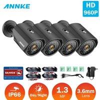 Kameralar Annke AB Tak 3.6mm Geniş IP Kamera 960 P Akıllı IR-Kesim E-posta Uyarısı Hareket Algılama Gözetim CCTV Açık Hava Yok