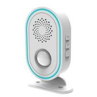Smart Home Control PIR MP Alert Infrared Sensor Anti-theft Motion Detector Alarm Monitor Wireless 433mhz System Tuya WIFI Security