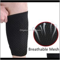 Elbow Knee Pads 1 Piece Neoprene Compression Sleeves Sport Calf Support Sleeve Shin Guards Soccer Football Outdoor Cycling1 Oer4E R29Eu