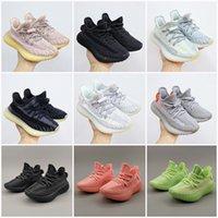 mens baratos lebron 17 crianças tênis de basquete para venda Yellow Glow in escuro MVP mulheres jovens crianças LeBrons sneakers tênis