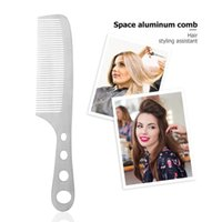 Anti-static Hair Cutting Comb Hairbrush For Hairdressing Styling Barber Tools Brushes Girls Ponytail