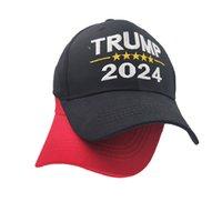 Trump Hat Camouflage Cap Keep America Great MAGA Hat President 2024 American Flag USA Baseball Caps cny2554