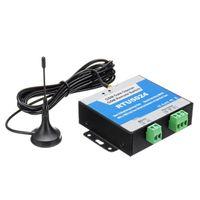 Реле RTU5024 GSM RTU5024 GSM RTU5024 GSM RELAY 850 / 900/1800 / 1900 МГц Удаленный беспроводной дверной открывалка с антенной