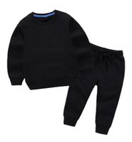 Bebek Kazak Giyim Setleri Çocuk Konfeksiyon Sonbahar Ve Kış Yeni Desen Erkek Kız Kazak Suit Çocuk 2-11 Yıl Ceket Kaban Shirtset