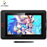 XP-Pen 아티스트 12 Pro 11.6 인치 그래픽 그리기 태블릿 모니터 디스플레이 애니메이션 디지털 아트 8192 압력