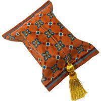 クッション/装飾的な枕の長方形のティッシュボックスカバーホルダーの装飾的なベルベットの立方体組織のディスペンサーケースのためのディスペンサーケース