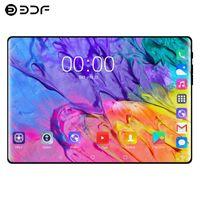 10,1 pouce Tablet Android 9.0 OCTA COE 6GB RAM 128GB ROM IPS écran WIFI Bluetooth GPS PC Prise en charge de la carte SIM de téléphone portable