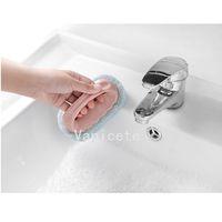 Magic Gronge Чистящие щетки Кухонные приборы плитки для губки кисти для мытья горшок чистые ванные аксессуары кухня многоцветные цвета от моря T2i52471
