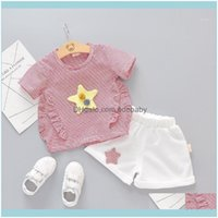 Baby, Kids & Maternity Born Clothing Sets Summer Cotton Shorts Girl Clothes For Girls Infant Outfits Baby Sport Wear Tracksuit Suits First 2