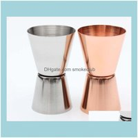 Measuring Kitchen Tools Kitchen, Dining Home & Garden15-30Ml Stainless Steel Jigger Single Double S Cocktail Wine Short Measure Cup Drink Ba