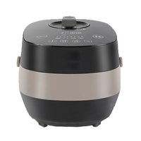 6L Low Sugar Pressure Cooker Multifunction Electric Rice Cookers with LED Display