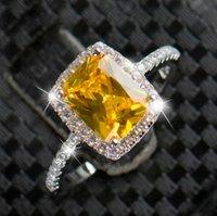 Victoria wieeck luxus schmuck handgefertigte choucong 925 sterling silber kissenform milti color amtehyst topaz frauen hochzeit band ring geschenk