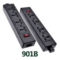 Smart Power Plugs Laboratory Supply Strip Overload Protector ,PDU With Safety Shutter Universal Outlet Extend IEC320 C13
