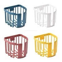 Toilet Paper Holders Punch-free Tissue Storage Box Wall-mounted Case Rack Holder Decoration Supplies Home Bathroom Dropship